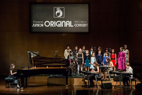 European Junior Original Concert