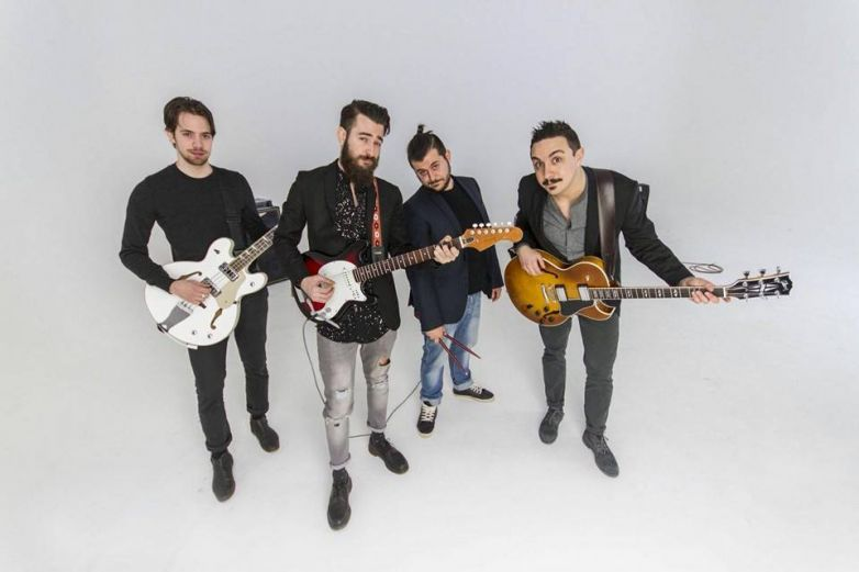 Intervista ai THE BRONZE BANANAS, LA BAND FORLINESE A ROCK TARGATO ITALIA