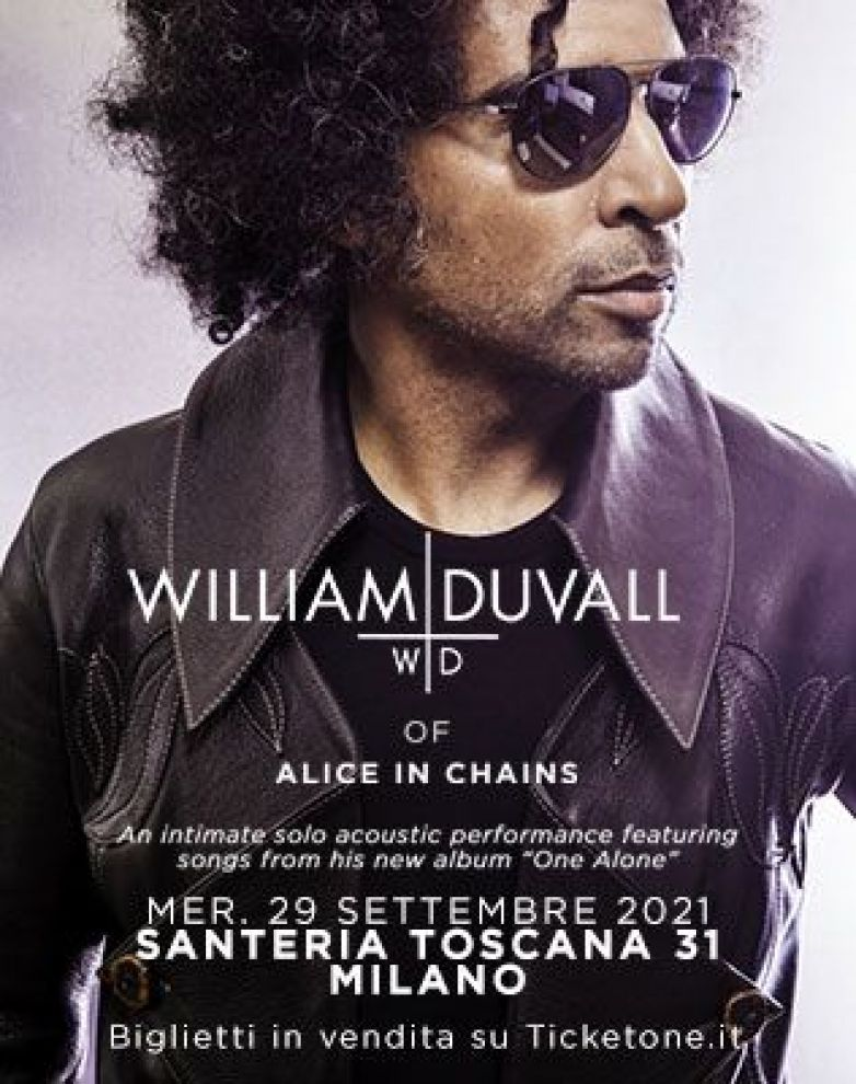 William Duvall: nuova data a settembre 2021