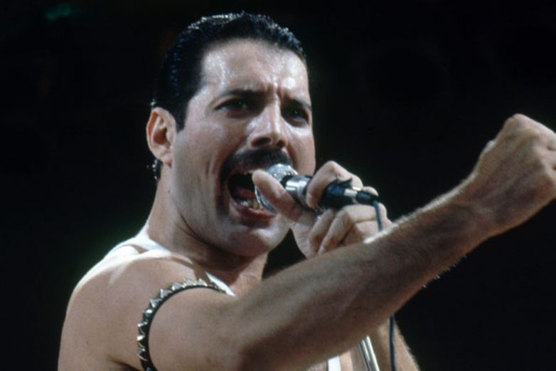 Don't stop the show: Freddie Mercury