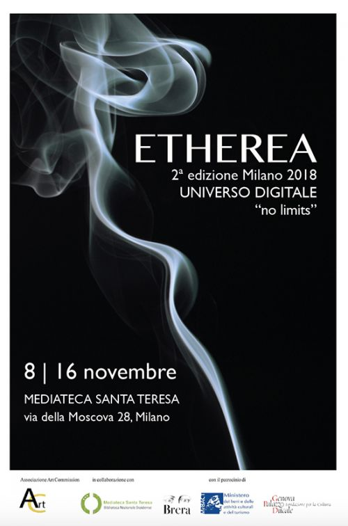 ETHEREA, Rassegna d'Arte Contemporanea Multimediale