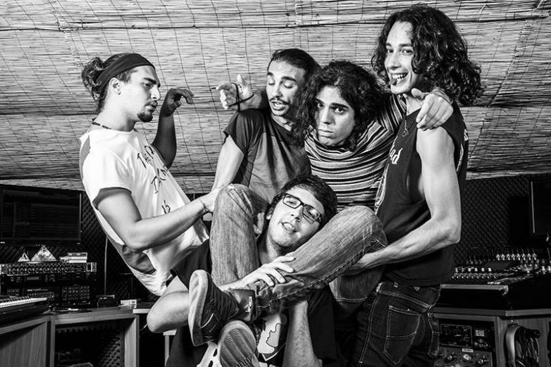 Da Livorno la band Jolly Cinema a Rock Targato Italia