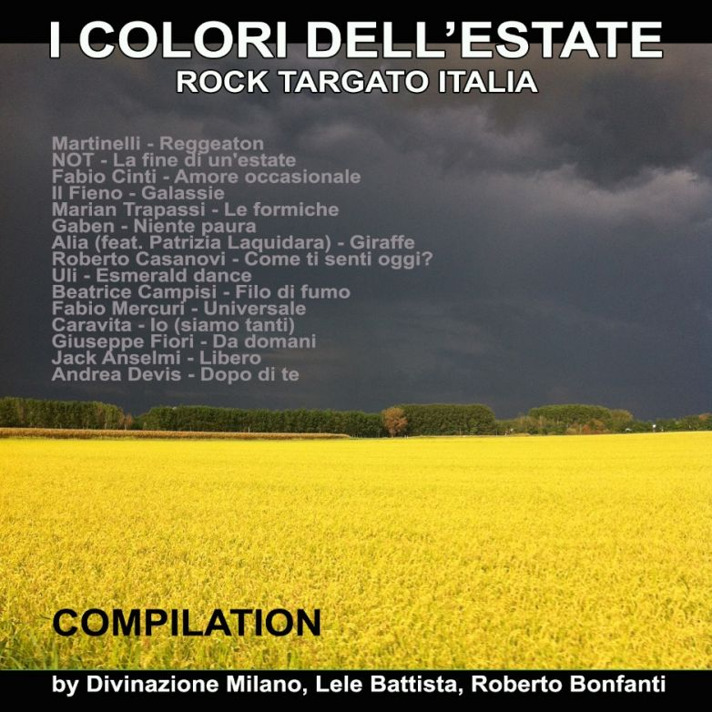 """I COLORI DELL'ESTATE"" Play-List by Rock Targato Italia"