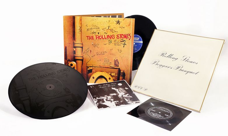 THE ROLLING STONES: BEGGARS BANQUET (50th ANNIVERSARY EDITION)