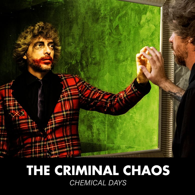 "In Radio e nei digital store dal 18 ottobre ""CHEMICAL DAYS"" Il nuovo singolo dei THE CRIMINAL CHAOS"