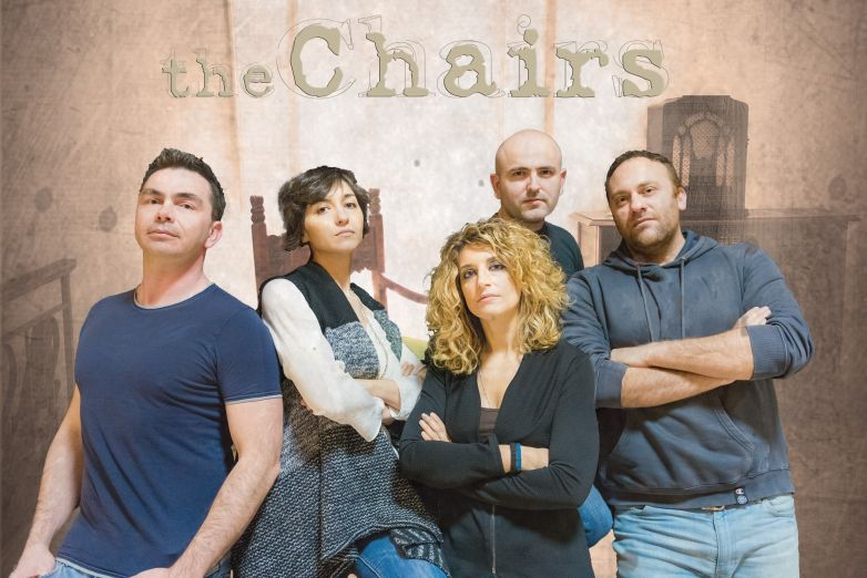 "Selezioni area Marche per Rock Targato Italia: intervista ai ""THE CHAIRS"""