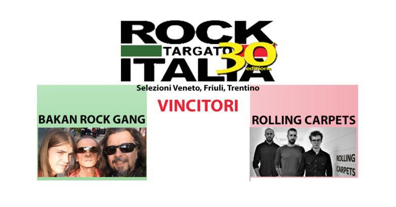 Vincitori Finali Veneto, Friuli, Trentino