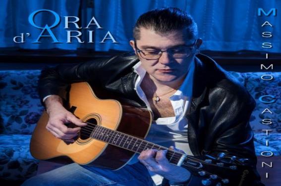 """""""ORA D'ARIA""""  il nuovo singolo di MASSIMO CASTIONI"""