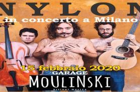 Due concerti in due giorni per i NYLON