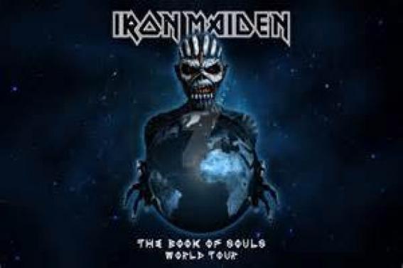 Gli Iron Maiden ritornano a Milano per 3 attesissime date