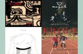 Quattro album per settembre 2019: Tv Lumière, Megàle, Frigo e Phomea.