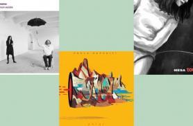 Tre album per maggio 2018: Alessio Bonomo, Paolo Saporiti e Mèsa