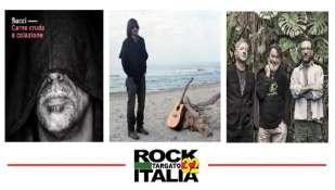 """NOMINATION PER LE """"TARGHE ROCK TARGATO ITALIA 2020""""!"""