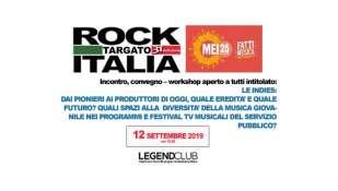 convegno – workshop aperto a tutti alle Finali Nazionali di Rock Targato Italia