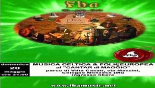 F.B.A per Cantar di Maggio: domenica 20 maggio @ Villa Casati, Cologno Monzese