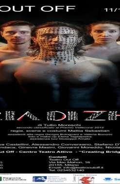 STORIA DI ZHANG in prima nazionale al Teatro Out Off