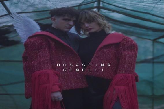 Ora su YouTube il videoclip di GEMELLI di Rosaspina