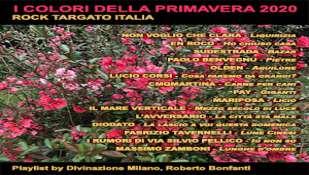 """Playlist """"I COLORI DELLA PRIMAVERA 2020"""""""