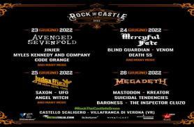 Popolo di ROCK THE CASTLE,