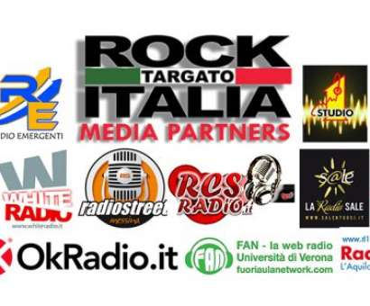 Rock Targato Italia - Media Partners