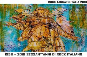 ROCK TARGATO ITALIA, Serata Evento Live 12 dicembre Milano