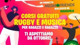 CORSI GRATUITI DI MUSICA E RUGBY A LEQUILE