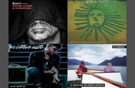 Quattro album per ottobre 2019: Succi, Brusaschetto, Effenberg e Cassetta.