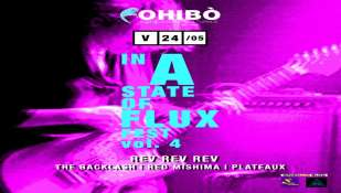 In a State of Flux 24 Maggio