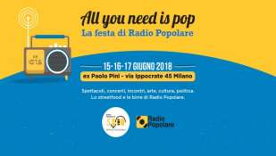 ALL YOU NEED IS POP 2018