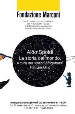 La nuova stagione espositiva FONDAZIONE MARCONI: ALDO SPOLDI