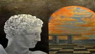 """Mostra di pittura:  """"Luoghi atemporali"""" -Mostra Personale di Federico Buzzi- a cura di Massimiliano Bisazza"""