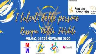 """Rassegna dei Talenti inVisibili"" evento STREAMING"