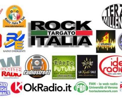 Rock Targato Italia - Media Partners