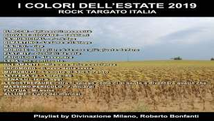 "Disponibile la playlist ""I COLORI DELL'ESTATE 2019"" by Rock Targato Italia"