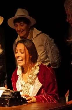 """Teatro dell'Aleph e Compagnia Teatrale """"Le Chimere"""""""
