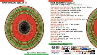 La compilation di ROCK TARGATO ITALIA dal 15 dicembre Disponibile in tutti i webstore Ignoranza e Pregiudizio