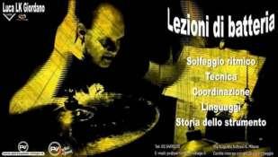 Lezioni di batteria con Percussion Village Milano