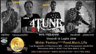 Mister Fantasy -Buccinasco - 4TUNE @ Live 13 07 2018