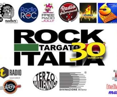 Rock Targato Italia - Media Partners 30/a edizione