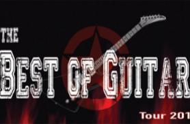The Best of Guitar è uno spettacolo unico