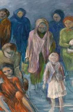 Le rotte dell'emigrazione -  Museo degli Angeli di Sant'Angelo di Brolo ME