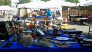 Il mercatino Ravizzino Arti e Mestieri