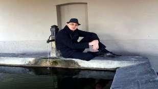Roberto Bonfanti a Milano con un triplo appuntamento nella Galleria Vittorio Emanuele in compagnia di Vanna Mazzei