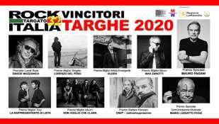 Scopri tutti i vincitori della XXXII Ed. di Rock Targato Italia