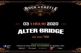 ROCK THE CASTLE 2020: headliner gli ALTER BRIDGE!