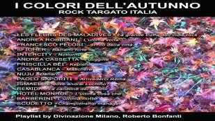 """Andrea Robbiani - """"L'ultima volta"""" - Playlist Speciale """"I COLORI DELL'AUTUNNO"""""""