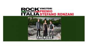 Premio STEFANO RONZANI assegnato al gruppo TREROSE