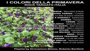 """""""I COLORI DELLA PRIMAVERA"""" La musica indipendente, by Rock Targato Italia"""