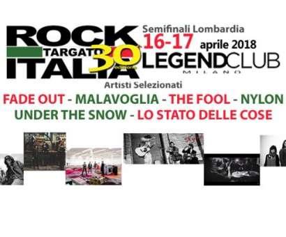 Vincitori Semifinali Lombardia
