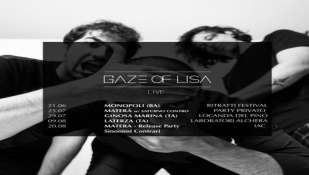 GAZE OF LISA  In concerto